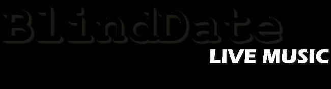BlindDate Logo schwarz